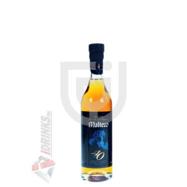 Malteco 10 Years Rum [0,2L 40,5%]