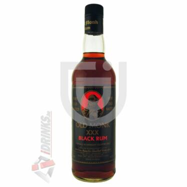 Old Monk XXX Black Rum [0,7L|37,5%]