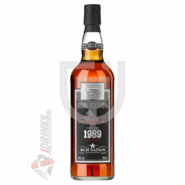 Rum Nation Demerara 23 Years Rum [0,7L|45%]