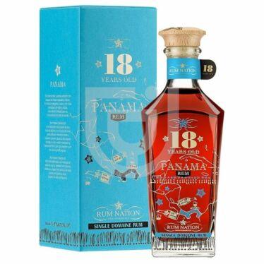 Rum Nation Panama 18 Years Rum [0,7L 40%]