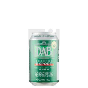 DAB /Dobozos/ [0,33L|5%]