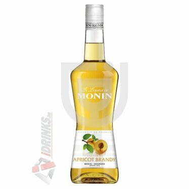 Monin Apricot Brandy /Sárgabarack/ Likőr [0,7L|20%]