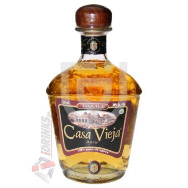 Casa Vieja Anejo Tequila [0,7L|38%]