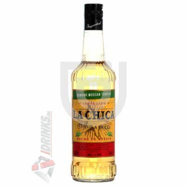 La Chica Gold Tequila [0,7L|38%]