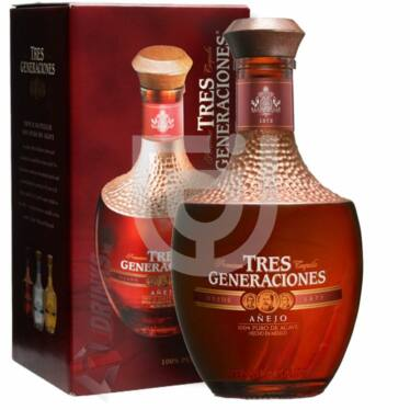 Sauza Tres Generaciones Tequila Anejo [0,7L|38%]