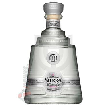 Sierra Milenario Blanco Tequila (Old version) [0,7L|41,5%]