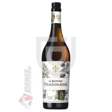 La Quintinye Extra Dry Vermut [0,75L|17%]