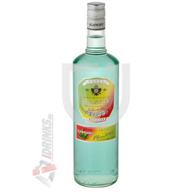 Iganoff Cannabis Vodka [1L 40%]
