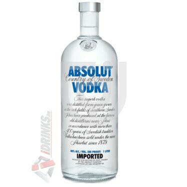 Absolut Blue Vodka [4,5L|40%]
