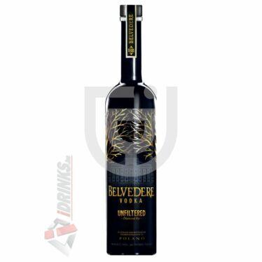 Belvedere Unfiltered Vodka [0,7L|40%]