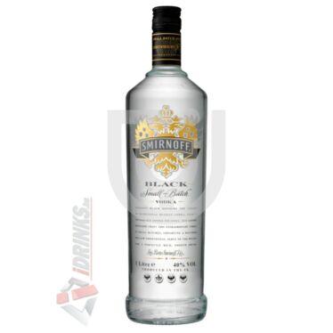Smirnoff Black Vodka [1L 40%]