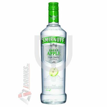 Smirnoff Green Apple /Zöldalma/ Vodka  [0,7L 37,5%]