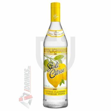 Stolichnaya Citrom Vodka [0,7L|37,5%]
