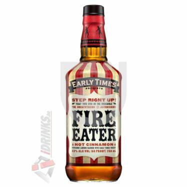 Early Times Fire Eater Whisky [0,7L|35%]