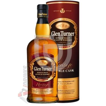 Glen Turner Heritage Double Wood Whisky [0,7L|40%]