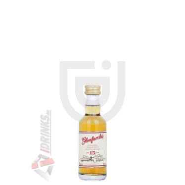 Glenfarclas 15 Years Whisky Mini [0,05L|46%]
