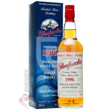 Glenfarclas Rare Bottling 1996 Oloroso Whisky [0,7L|46%]
