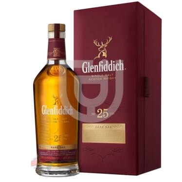 Glenfiddich 25 Years Whisky [0,7L|43%]