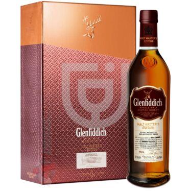 Glenfiddich Malt Masters Edition Whisky (DD+2 Pohár) [0,7L 43%]