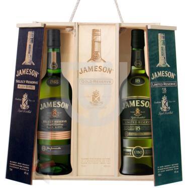 Jameson Whisky Exkluzív Discovery Pack [3*0,7L|40%]