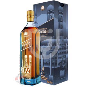 Johnnie Walker Blue Label Whisky (Münich Edition) [0,7L|40%]