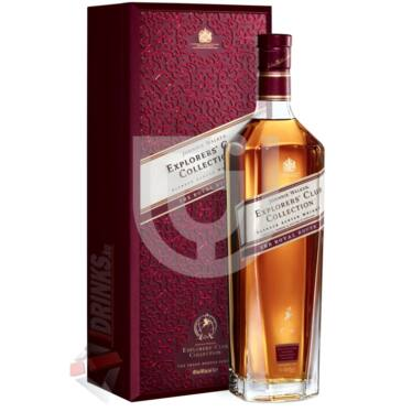 """Johnnie Walker Explorer's Club Collection """"The Royal Route"""" Whisky [1L