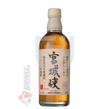 Nikka Miyagikyo Whisky [0,5L|43%]