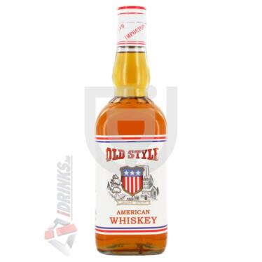 American Old Style Whisky [0,7L|40%]