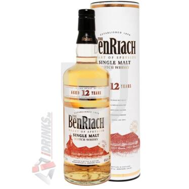 BenRiach 12 Years Whisky [0,7L|43%]