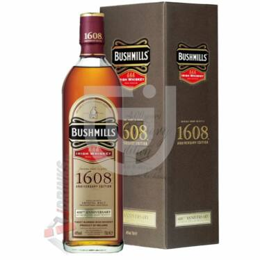 Bushmills 1608 Whiskey (DD) [0,7L|46%]