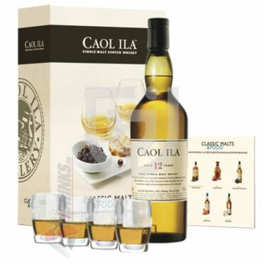 Caol Ila 12 Years Whisky (Exklusive Pack) [0,7L|43%]