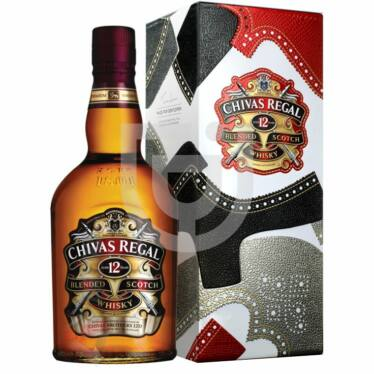 Chivas Regal 12 Years Whisky Limited (FDD) [1L|40%]