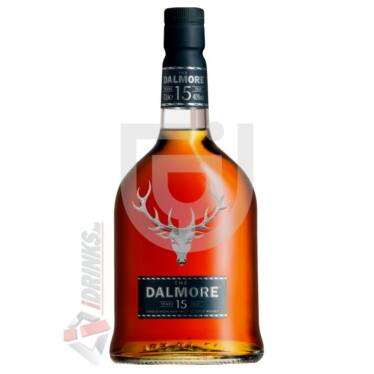 Dalmore 15 Years Whisky [0,7L|40%]