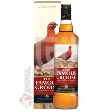 Famous Grouse Port Wood Cask Finish Whisky [0,7L|40%]