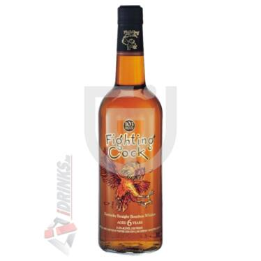 Fighting Cock 6 Years Whiskey [0,7L|51,5%]
