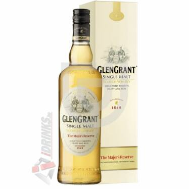 Glen Grant The Major's Reserve Whisky [0,7L|40%]
