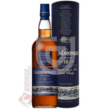 GlenDronach 18 Years Allardice Whisky [0,7L 46%]