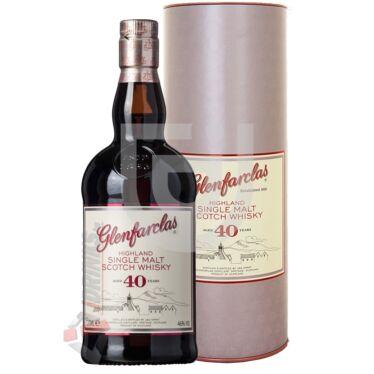 Glenfarclas 40 Years Whisky [0,7L|46%]
