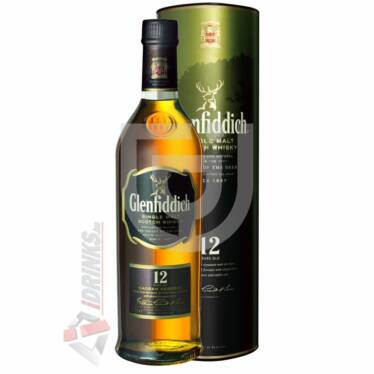 Glenfiddich Caoran Reserve 12 Years Whisky [0,7L|40%]