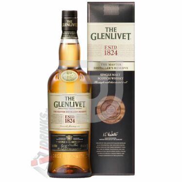 Glenlivet Masters Distillers Reserve Whisky [1L 40%]