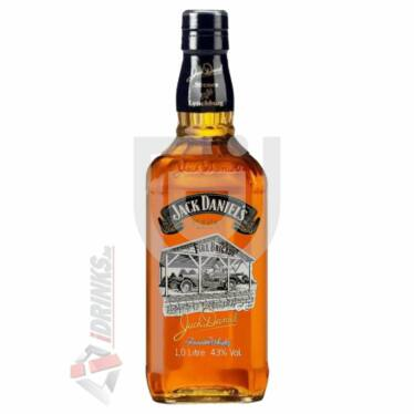 Jack Daniels Scenes of Lynchburg Whisky (Nr. 12.) [1L|43%]