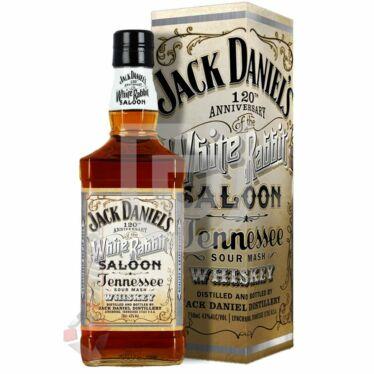 Jack Daniels White Rabbit Saloon Whiskey (DD) [0,7L|43%]