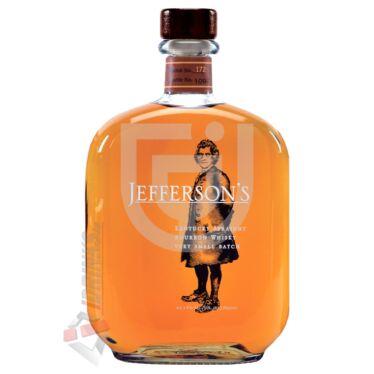 Jefferson's Bourbon Whisky [0,7L 41,2%]