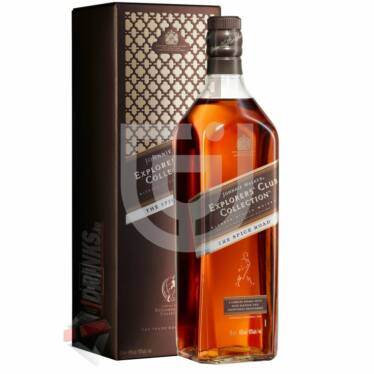 """Johnnie Walker Explorer's Club Collection """"The Spice Road"""" Whisky [1L 40%]"""