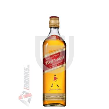 Johnnie Walker Red Label Whisky [0,5L|40%]