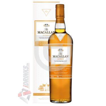 Macallan Amber 1824 Whisky [0,7L 40%]