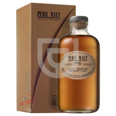 Nikka Pure Malt Black Whisky [0,5L 43%]