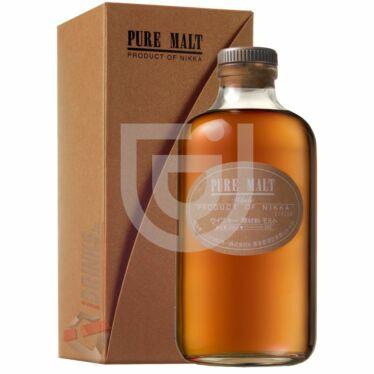 Nikka Pure Malt White Whisky [0,5L|43%]