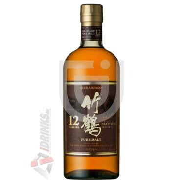 Nikka Taketsuru 12 Years Whisky [0,7L|40%]