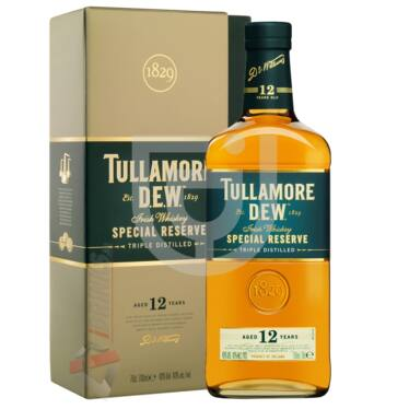 Tullamore Dew Special Reserve 12 Years Whisky [0,7L|40%]